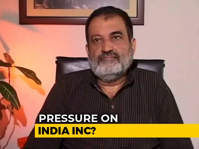 Video : Government Failed To Stop Tax Terrorism: Mohandas Pai To NDTV