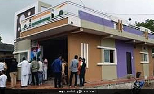 BSF Jawan Died 26 Years Ago. Now, Village Youth Get His Family A New Home