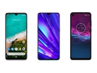 Xiaomi Mi A3, Motorola One Action और Realme 5 Pro में कौन बेहतर?