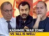 Video: Kashmiri View: 'Silenced' By Fear?