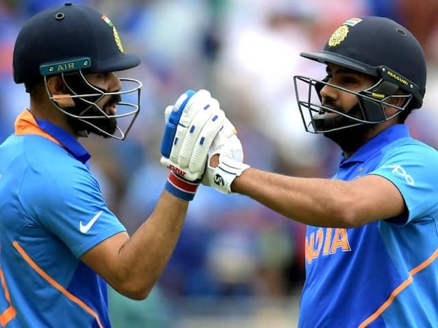 Virat Kohli, Rohit Sharma To Battle It Out For Massive T20I Record
