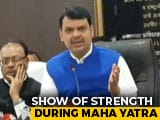 Video : Seat-Sharing With Shiv Sena Can Be A Hurdle: Devendra Fadnavis