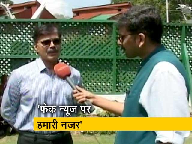 Video : जम्मू-कश्मीर में लोगों को सुरक्षा देना हमारी जिम्मेदारी - विजय कुमार
