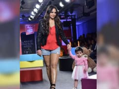 Lakme Fashion Week: Esha Deol Shares Glimpses Of Daughter Radhya's 'First Ramp Walk'