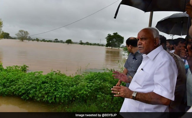 24 Killed In Karnataka Floods, Losses Pegged At 6,000 Crore