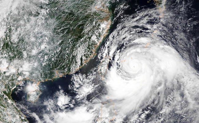 At Least 13 Dead, 16 Missing As Typhoon Lekima Hits East China