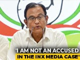 "Video : P Chidambaram Statement: ""Between Life And Liberty, I Pick Liberty"""