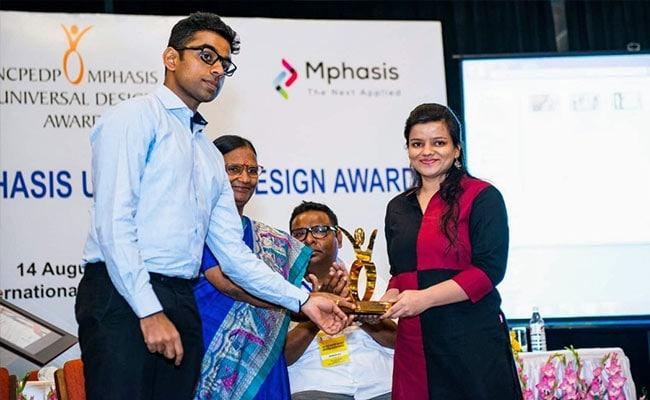 IIT Delhi Startup's Multisensory Kit Wins National Disability Award