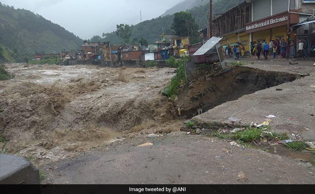 24 Killed In Himachal As Heavy Rains Hit Parts Of North India: Live Updates