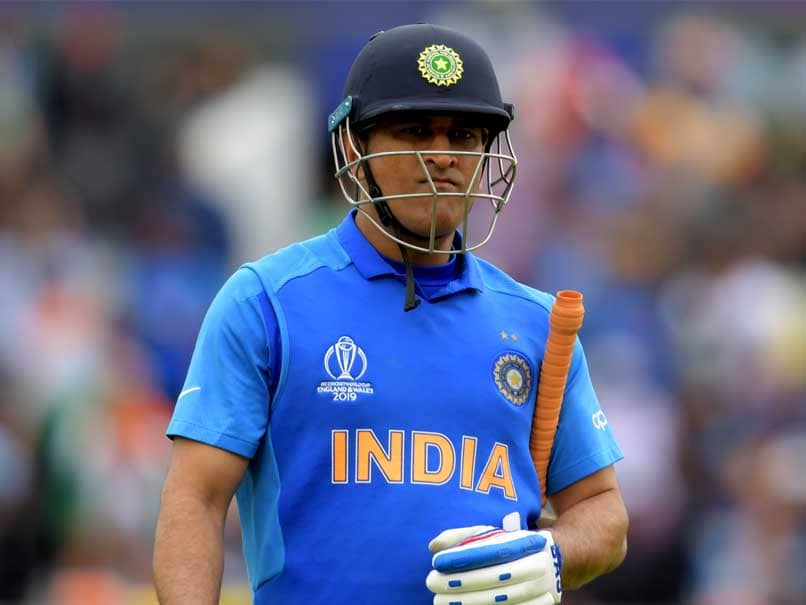 Didnt Expect MS Dhoni To Be Picked For South Africa Series, Says Sourav Ganguly