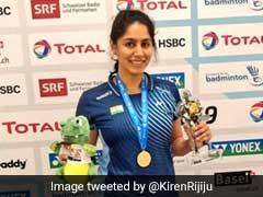 Twitter Hails Manasi Joshi For Gold At World Para Badminton Championships