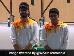 ISSF World Cup: अभिषेक वर्मा ने 10 मीटर एयर पिस्टल इवेंट में जीता स्वर्ण, सौरभ चौधरी को कांस्य