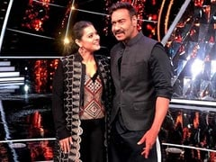 Ajay Devgn Trolls Birthday Girl Kajol - But We'll Call This One A Fail