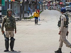 Three Hizbul Mujahideen Terrorists Arrested In Kashmir: Police