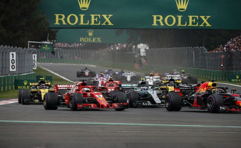The Mexican GP  returned to the F1 calendar in 2015 after a 23-year absence
