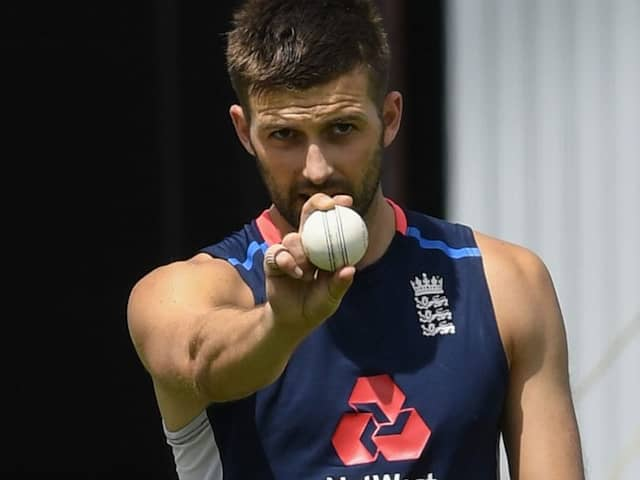 Mark Wood Ruled out of Englands Ashes team