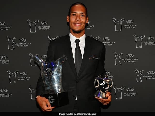 Virgil Van Dijk, Lucy Bronze Take UEFA Player Of The Year Honours