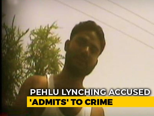 Video : In 2018 NDTV Sting, Rajasthan Men Bragged About Killing Pehlu Khan