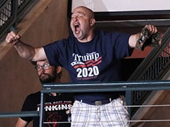 "US Man Insulted At Rally By Trump Because Of Weight Says ""I Love The Guy"""