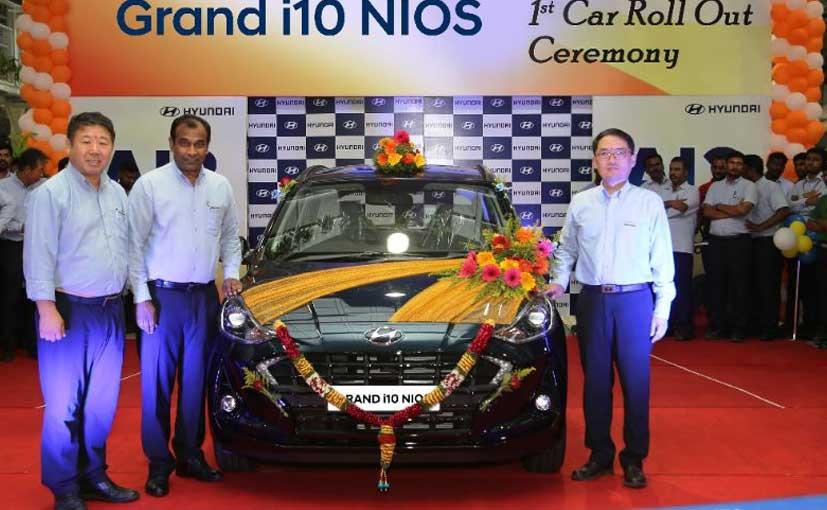 ह्यूंदैई इंडिया 20 अगस्त 2019 को देश में ग्रैंड i10 निऑस लॉन्च करेगी