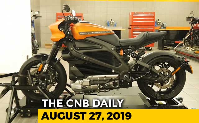 Video : Harley Davidson Livewire, Street 750, Hyundai-Kia E-Scooter