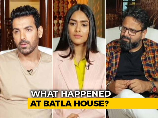 John Abraham On Why He Decided To Revisit Batla House Encounter