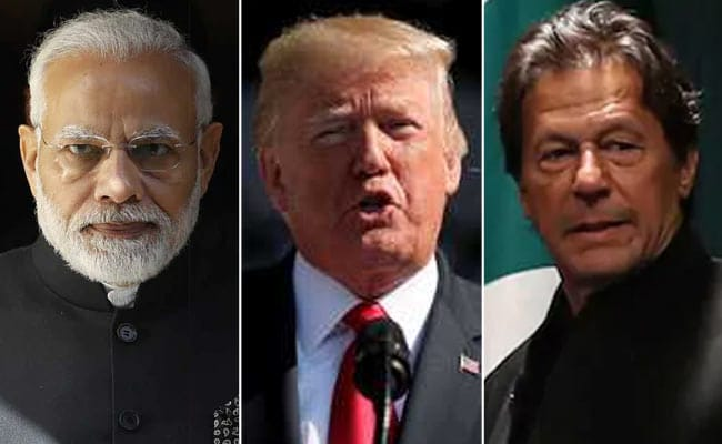 Trump To Meet Imran Khan On Monday, PM Modi On Tuesday: Report