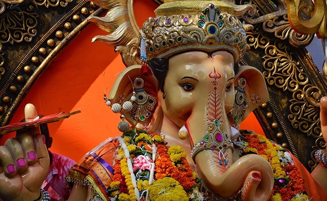 Ganesh Chaturthi Begins; Devotees Open Heart, Homes To Welcome God