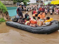 Maharashtra Chief Minister To Seek Rs 6,813 Crore In Flood Relief From Centre