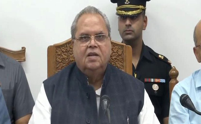 Life Of Kashmiris More Important, Says Governor On Telephone Restrictions