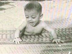 Salman Khan's Throwback Pic Proves He Was A <i>Dabangg</i> Baby