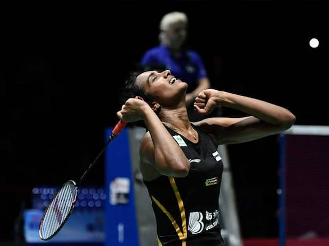 PV Sindhu Becomes First Indian To Clinch World Championships Gold, Wishes Pour In
