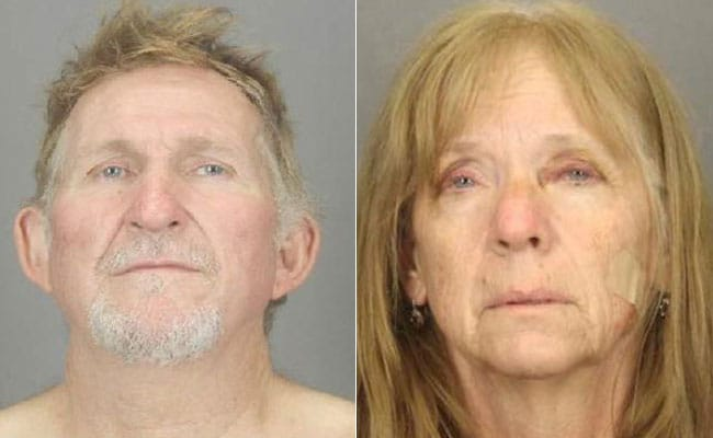 Murder-Accused US Couple, In 50s, Overpower Guards, Flee During Transport