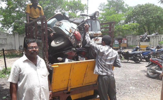 रेलवे का ऑपरेशन 'नंबर प्लेट', 7 साल से खड़ी मिली गाड़ी