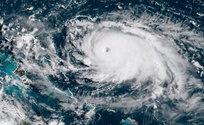 Hurricane Dorian Now Category 5 Storm: US Weather Forecasters