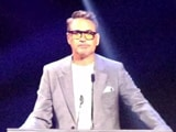 Video : Robert Downey Jr's Full Speech At 'Disney Legends' Ceremony