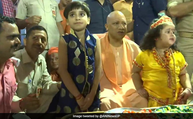 Janmashtami: How Uttar Pradesh Celebrated Lord Krishna's Birthday