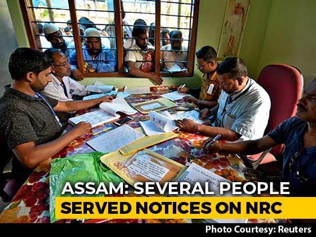 Video : Final Assam Citizen List Tomorrow, Tense Wait For Over 41 Lakh