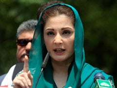 Nawaz Sharif's Daughter Maryam Nawaz Arrested In Lahore
