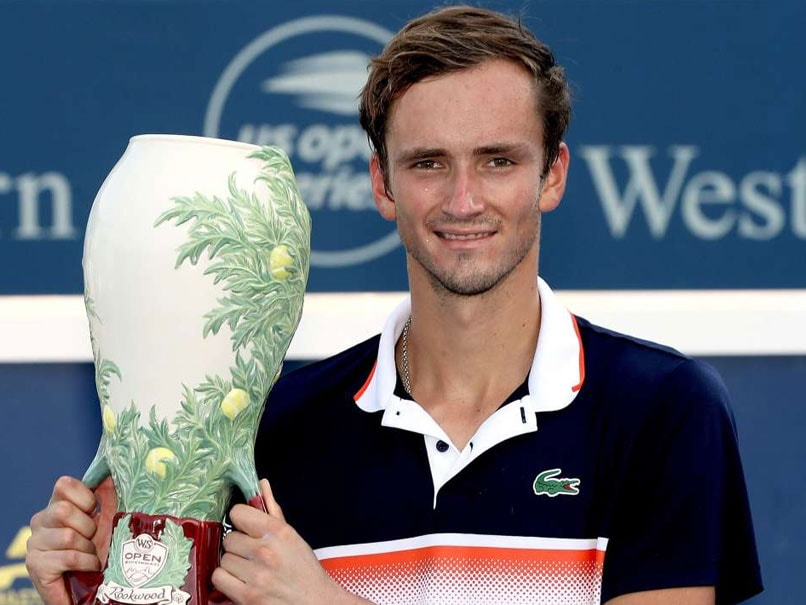 Daniil Medvedev Comes Good With Cincinnati Masters Title