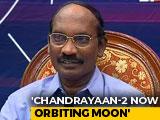 Video : ISRO Briefs Media After Chandrayaan 2 Enters Lunar Orbit