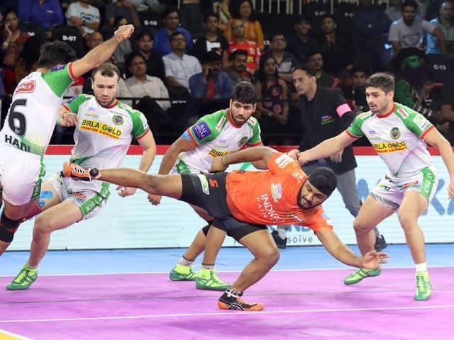 PKL 7: U Mumba Beat Patna Pirates In Nail-Biter, Jaipur Pink Panthers Defeated Gujarat Fortunegiants