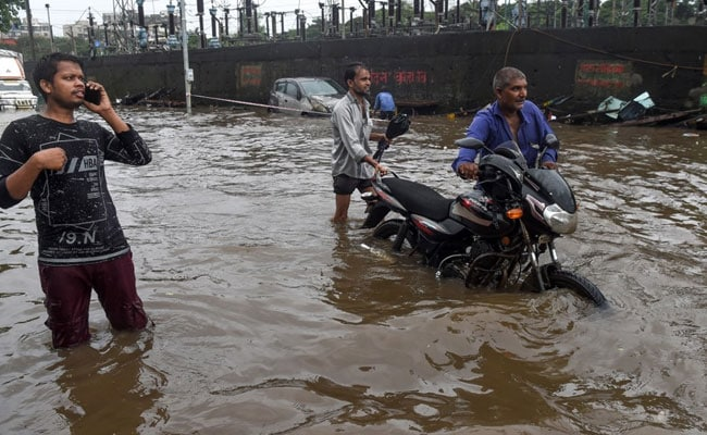 Heavy Rain Alert In Mumbai, Goa Over Next 2 Days