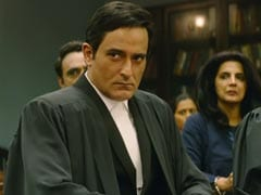 Akshaye Khanna On New Film <i>Section 375</i>: 'It's Relevant And May Start A Debate'