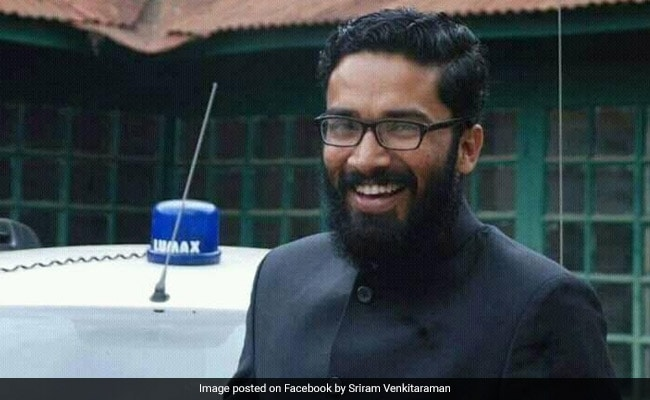 Kerala IAS Officer Who Ran Over Journalist, Drove
