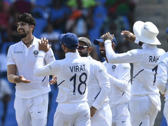West Indies vs India 1st Test Day 2 Highlights: West Indies Finish At 189/8 At Stumps Against India