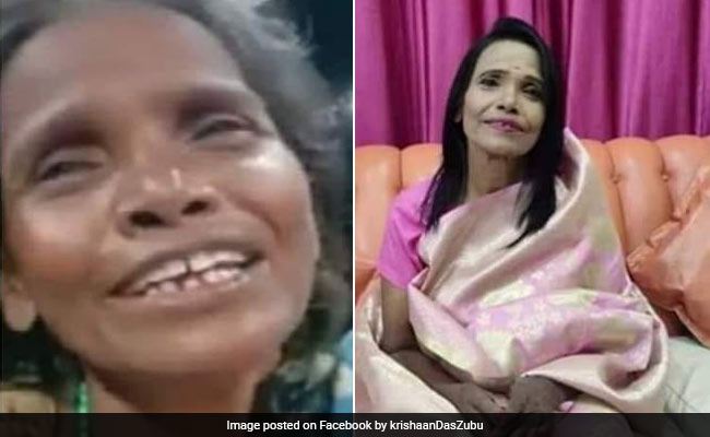 Woman Who Achieved Viral Fame For Her Singing Now Gets A Makeover