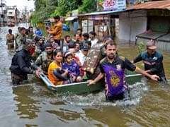 76 Dead In Flood-Hit Kerala, Rain Predicted To Ease Up: 10 Points