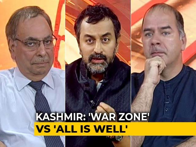 Video : Kashmiri View: 'Silenced' By Fear?