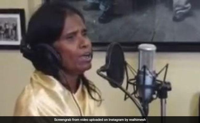 रानू मंडल का स्टेशन पर गाने का वीडियो हुआ था वायरल, हिमेश रेशमिया ने दिया बॉलीवुड में मौका- देखें Video